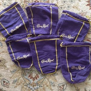 Handbags - Crown Royal bags